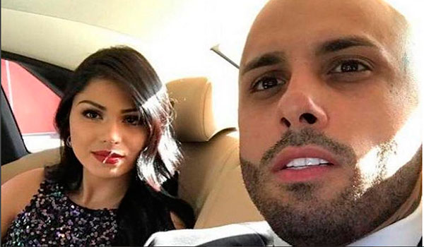 Nicky Jam se casó con Angélica Cruz